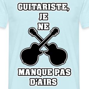 GUITARISTE JE NE MANQUE PAS D'AIRS - JEUX DE MOTS