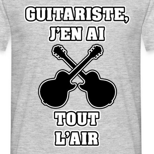 GUITARISTE J'EN AI TOUT L'AIR - JEUX DE MOTS
