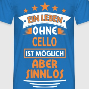 CELLO T-Shirts - Männer T-Shirt