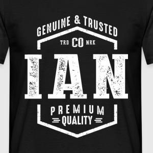 Ian Name - Men's T-Shirt