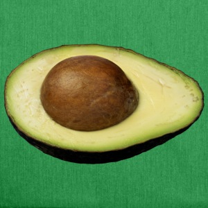 Real Photo Trendy AVOCADO - Schultertasche aus Recycling-Material