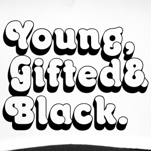 Young, Gifted & Black. Caps & Hats - Trucker Cap