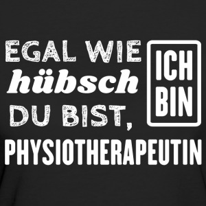 Physiotherapeutin T-Shirts - Frauen Bio-T-Shirt