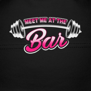 Meet Me At Bar - Workout - EN Gorra bebés - Gorro bebé