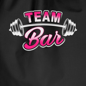 Team Bar - Workout - EN Borse & Zaini - Sacca sportiva