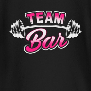 Team Bar - Workout - EN Baby Long Sleeve Shirts - Baby Long Sleeve T-Shirt