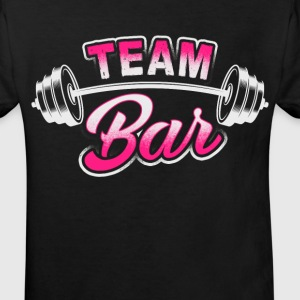 Team Bar - Workout - EN Camisetas - Camiseta ecológica niño