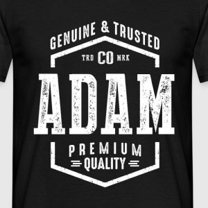 Adam Name - Men's T-Shirt