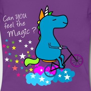 Can you feel the magic Unicorn? - Frauen T-Shirt