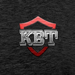 Kbt logo - Men's Premium T-Shirt