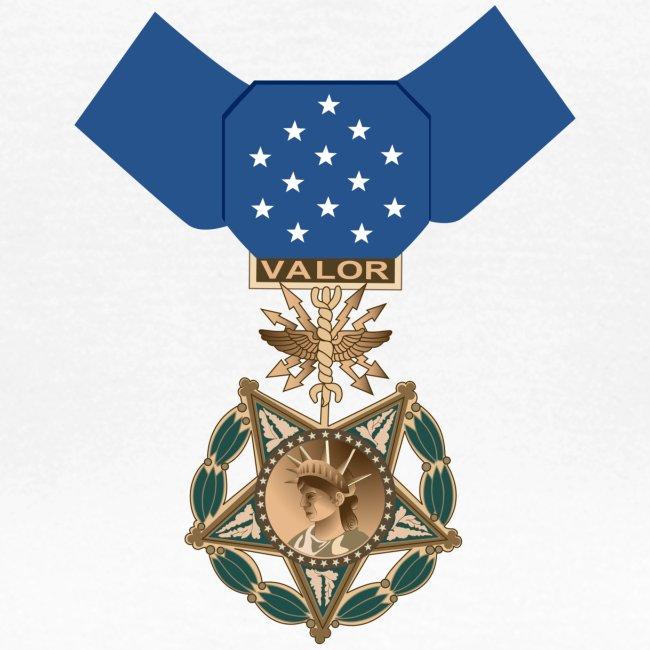 Medal of Honor dames t-shirt