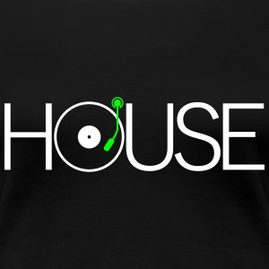 House Music Progressive Future Tech Clubbing Musik T-Shirts - Frauen Premium T-Shirt