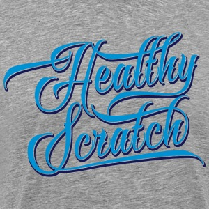 healthy_scratch_vectorize T-Shirts - Men's Premium T-Shirt