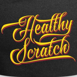 healthy_scratch_vectorize Caps & Hats - Jersey Beanie
