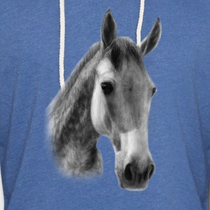 Beautiful Horse Hoodies & Sweatshirts - Light Unisex Sweatshirt Hoodie