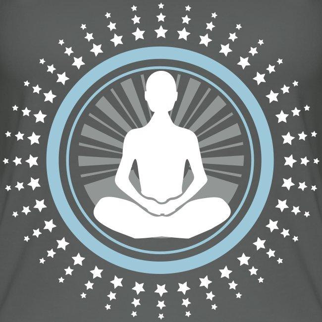 Débardeur Bio pour femme Méditation au Soleil