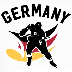 GERMANY EISHOCKEY Caps & Mützen - Trucker Cap