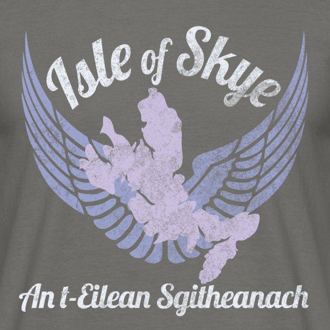 Isle of Skye Winged Isle Tee
