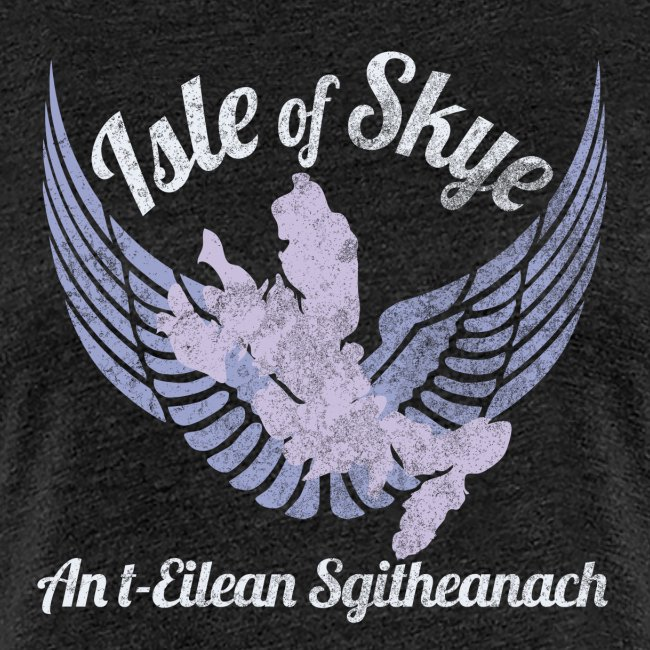 Women's Isle of Skye Winged Isle Tee