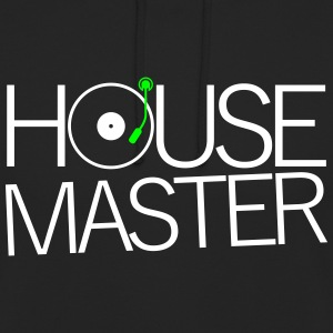 House Master Electronic Music Hausmeister Clubbing Pullover & Hoodies - Unisex Hoodie