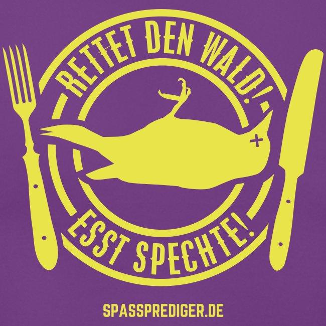 Esst Spechte!