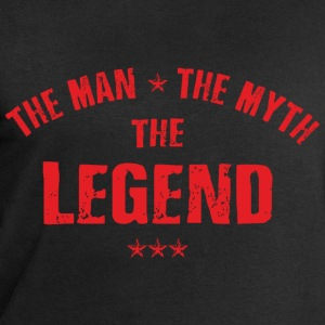 The Man The Myth The Legend Pullover & Hoodies - Männer Sweatshirt von Stanley & Stella