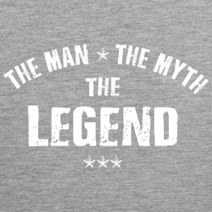The Man The Myth The Legend Sportbekleidung - Männer Premium Tank Top