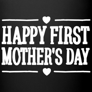 Happy first mother's day Tazze & Accessori - Tazza monocolore