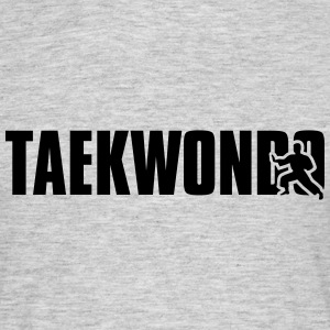 Taekwondo Tae kwon do T-shirts - Herre-T-shirt