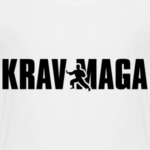 Krav Maga T-shirts - Teenager premium T-shirt