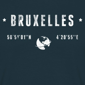 Bruxelles Tee shirts - T-shirt Homme
