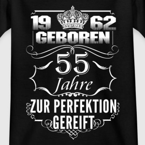 1962 - 55 Jahre Perfektion - 2017 - DE T-Shirts - Teenager T-Shirt