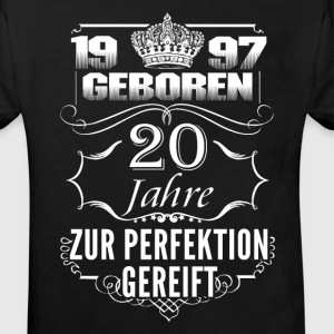perfection de 1997 à 20 ans - 2017 - DE Tee shirts - T-shirt Bio Enfant