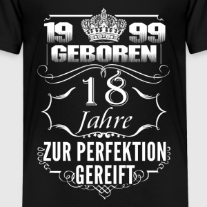 1999 – perfection de 18 ans - 2017 - DE Tee shirts - T-shirt Premium Enfant