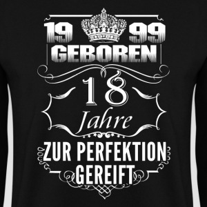1999 – perfection de 18 ans - 2017 - DE Sweat-shirts - Sweat-shirt Homme