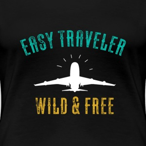 Travel vacation T-Shirts - Women's Premium T-Shirt