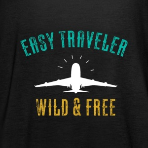 Travel vacation Tops - Women's Tank Top by Bella