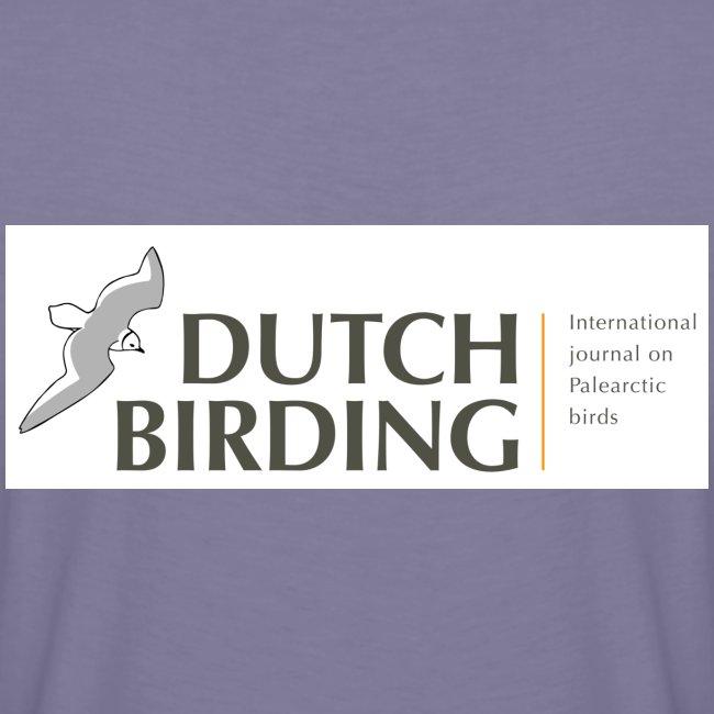 Dutch Birding Premium T-shirt vrouw