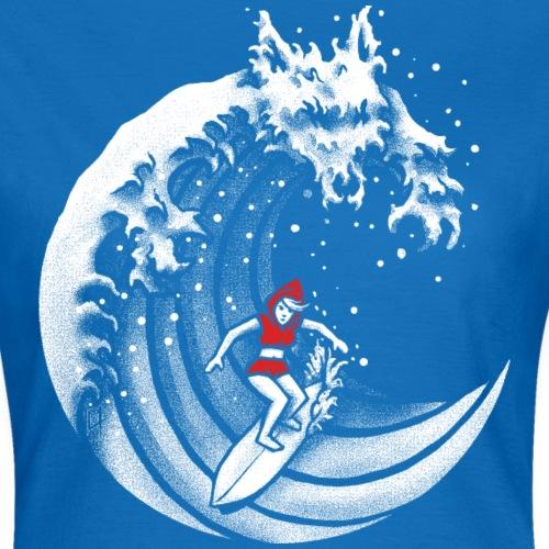 Little Red Surfing Hood