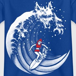 Little Red Surfing Hood Tee shirts - T-shirt Enfant