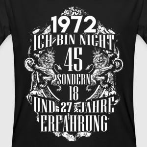 1972-45 years of experience - 2017 - DE T-Shirts - Men's Organic T-shirt