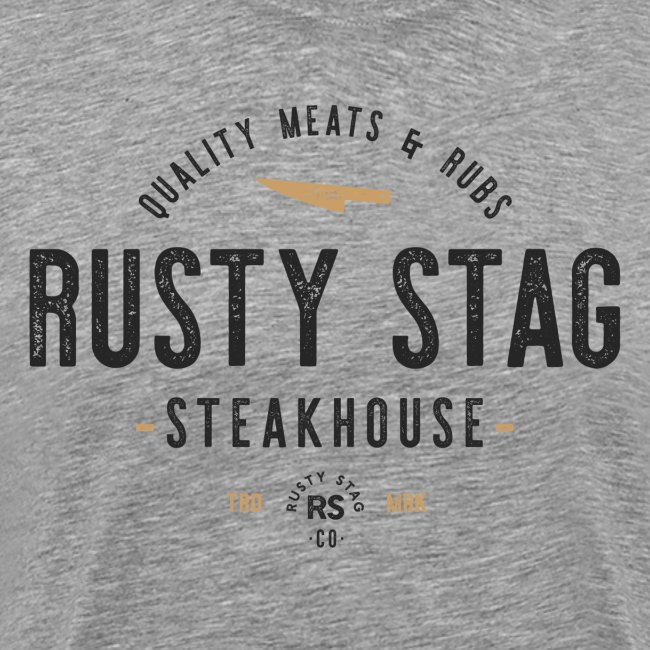 Rusty Stag Steakhouse Tee
