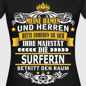 SURFERIN T-Shirts - Frauen T-Shirt