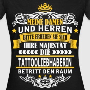 TATTOOLIEBHABERIN T-Shirts - Frauen T-Shirt