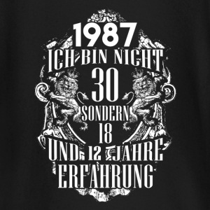 1987-30 years experience - 2017 - DE Baby Long Sleeve Shirts - Baby Long Sleeve T-Shirt