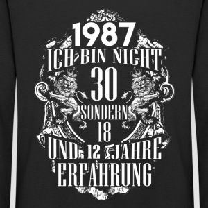1987-30 years experience - 2017 - DE Long Sleeve Shirts - Kids' Premium Longsleeve Shirt