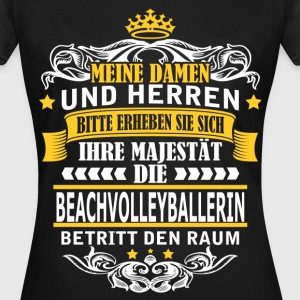 BEACHVOLLEYBALLERIN T-Shirts - Frauen T-Shirt