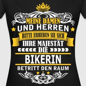 BIKERIN T-Shirts - Frauen T-Shirt
