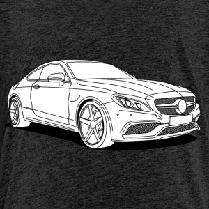 cool car white Tee shirts - T-shirt Premium Enfant