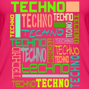 Techno Tops - Frauen Bio Tank Top